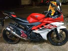 Yamaha R 15 YZF pjk HIDUP (bisa tt)