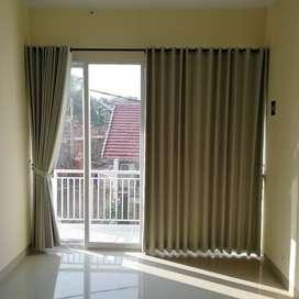 Pesan Gorden Gratis Pasang dan Survey Hordeng Rumah Wallpaper VitraseP
