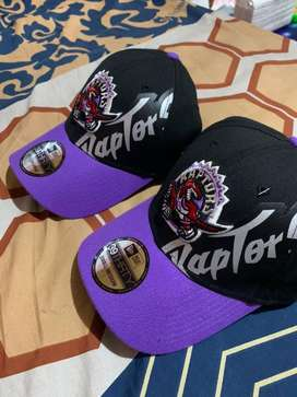 Topi Cap New Era NBA Toronto Raptors HWC Edition Original