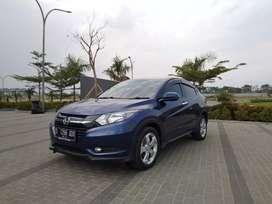 Kualitasnya Istimewah Honda HR-V E Cvt Autoamtic 2016 Dark Blue