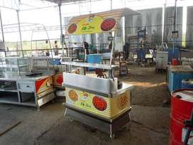 Brand New steel Fast Food Counrters.we are manufacturer