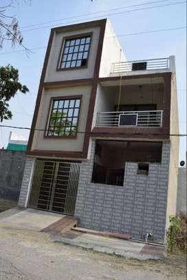 71 Gaj Plot for sale Sundar Dham Colony Near by NH3 Highway Rohta Agra