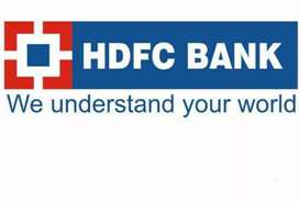 Sales Officer in HDFC BANK
