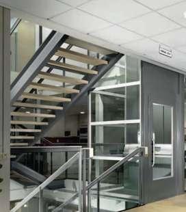 Lift rumah irit listrik Aritco Sweden sejak 2011 di Indonesia