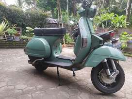 VESPA EXCLUSIVE 2 TH 1989