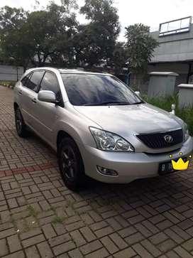 Toyota harier 2.4 G L Prem