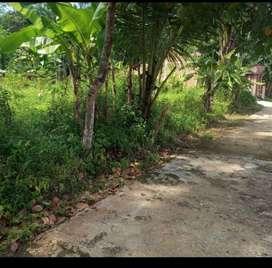 Tanah dekat Pemukiman di Pangebatan Purwokerto