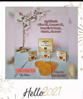 Sabun mandi zaitun collagen selaras 20 gr