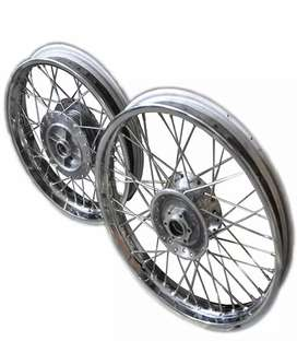 Royal Enfield classic 350 alloy wheels