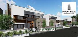 LUXURY CLASSIC CONTEMPORARY DESIGNED VILLAS AT THRISSUR