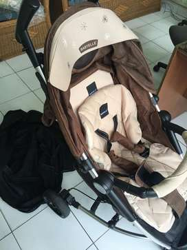 Babyelle stroller maxi, second tapi kondisi masih bagus