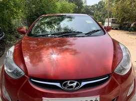 Hyundai Elantra 2014 Petrol Good Condition