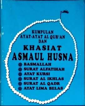 Khasiat Asmaul Husna