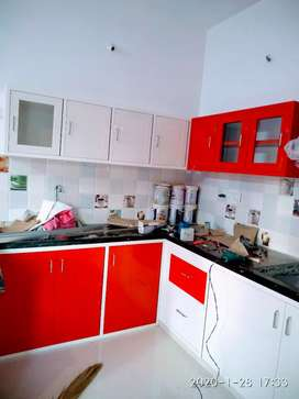 Whole sale pvc Interiors modular kitchen Wardrobes Rs 149 onwards
