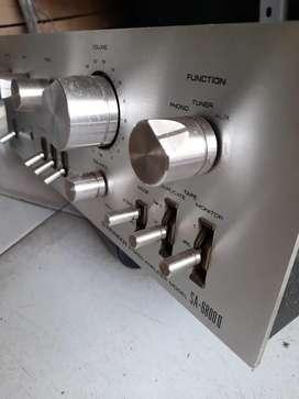 Jual ampli pioneer SA 6800ii kondisi bagus mesin ori semua