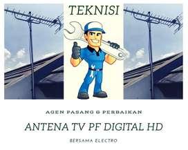 Terpercaya Specialist Pasang Sinyal Antena TV