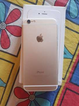 I phone 6 32 gb (fixed price)