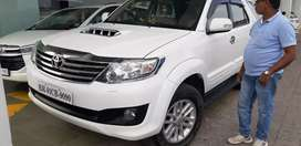 I want sell a Toyota fortuner .
