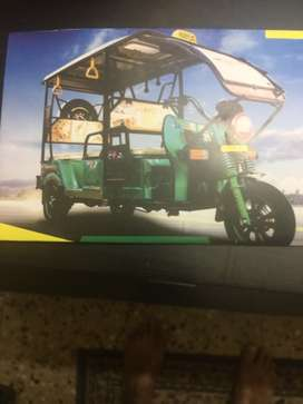 Electric auto. 5 seater.  Date of manufact 2018 but unused