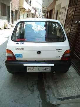 Urgent sale Maruti Suzuki 800