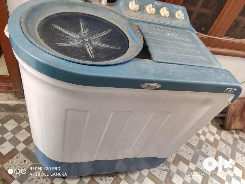 Whirlpool semiautomatic Washing machine 0