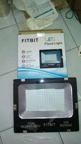 lampu Halogen Lampu sorot led 200 watt Murah