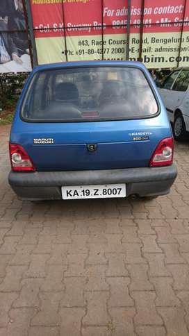 Maruti Suzuki 800 Duo Std LPG, 2008, LPG