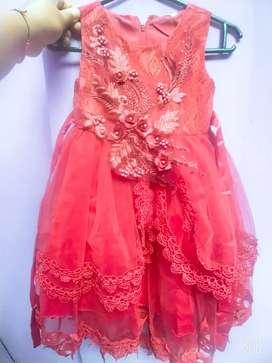 Pre loved Dress Anak