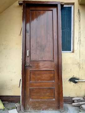 High quality Wooden/Glass/Wiremesh Door and windows with Frame