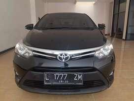 Toyota Vios G 2015 Sedan DP Minim Angsuran Ringan Tersedia