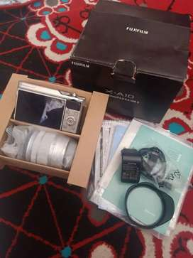 Fuji Film X A10 Lengkap