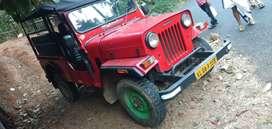Mahindra 4wd Jeep 1996 good condition new insurance
