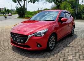 Mazda 2 Skyactiv thn 2014 Matic Km 50rb
