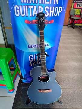 Akustik gitar renyah gurih speknya