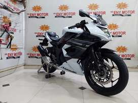 02 Kawasaki Ninja RR mono ABS th 2014 siap pakek #Eny Motor#