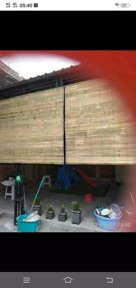 Mantap tirai bambu