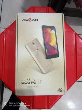 Baru tab Advan I7D 1/8 murah garansi resmi