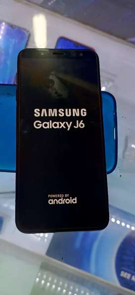 Samsung j6 3gb ram and 32gb rom