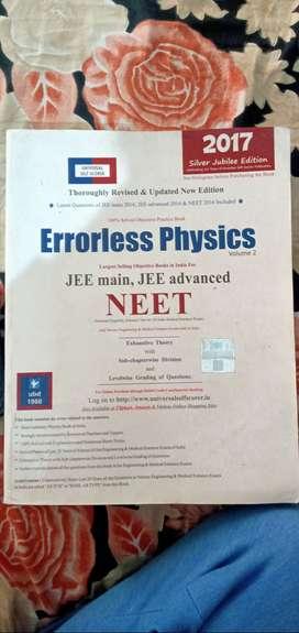 Universal error less physics