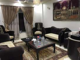 Very Well Maintained 240yards 3 Bed DD on Rent In Jauhar Blk14