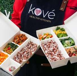 Koki/ Chef Profesional Berpengalaman