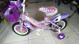 Dijual sepeda 12 mini