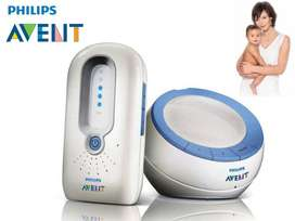Philips Avent Digital DECT Audio Baby Monitor SCD496 Like Tommee