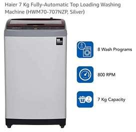 Haier Automatic 7 kg washing machine