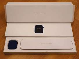 Iwatch series 6 40mm cellular brand new condition Mrp 6months old bill