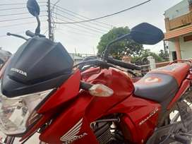 Honda Dazzler, only ONE of total 6 bikes in Agartala