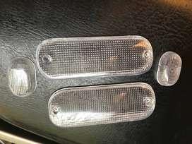 white indicator lens / zen / 800 / Old Baleno / Esteem / spares