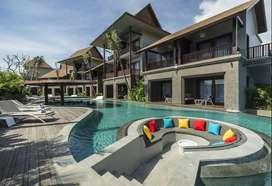 Rp. 120 M: kompleks Villa 38 Kamar Canggu