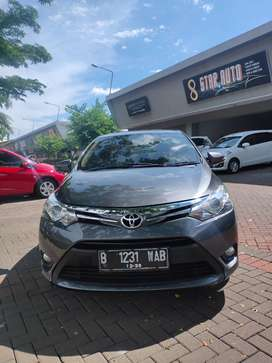 Toyota Vios G 1.5 AT 2015 Sudah lolos INPEKSI