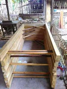 Kusen kayu jati oven dan non oven